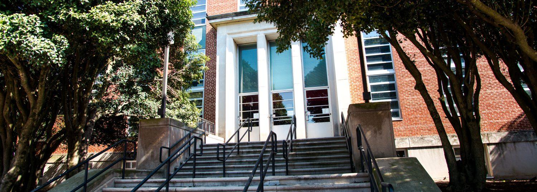 Hillsborough Building, NC State University