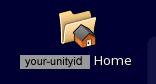 home-folder