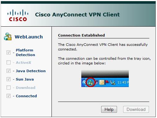 VPN-Connection-Established