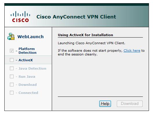 VPN-Install-Launch
