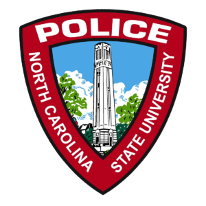 NCSU police badge icon