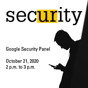 NC State to host Google Security panel on Oct. 21